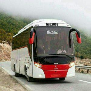 اجاره اتوبوس برای مسافرتهای برون شهری